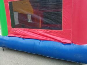 5Candyland bounce house moonwalk