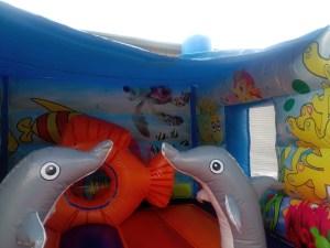 8Marino Aquarium bounce house