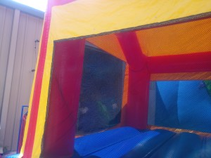 8Club house bounce house moonwalk