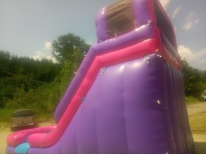 5Pretty Princess Wet Dry slide