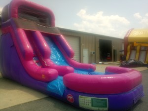 1Pretty Princess Wet Dry slide