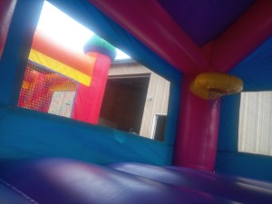 1Princess Palace bounce house combo
