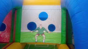 6Sports Triple Play Basketball Soccer Football