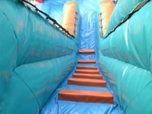 24Kahuna Wet Dry slide ladder