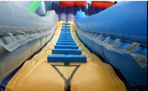 9Pinball Action Dry slide ladder