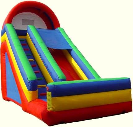 18Giant Drop Dry slide