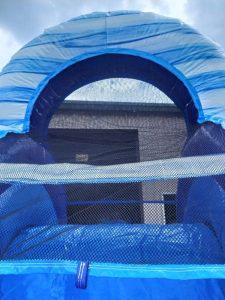 Blue Lagoon Wet Dry slide top