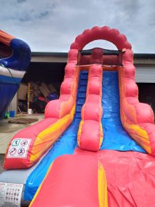 Cannonball Wet Dry slide front