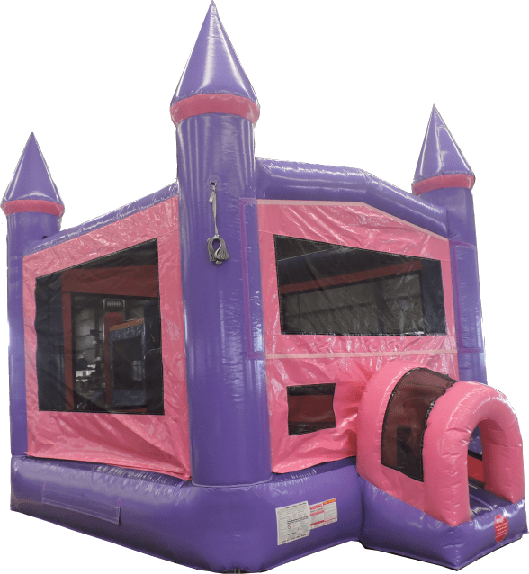Tickled Pink Bounce House