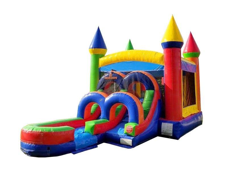Dream castle combo wet dry angle