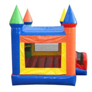 happy jump bounce house side 2