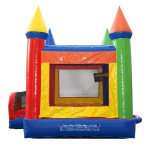 happy jump bounce house side 3