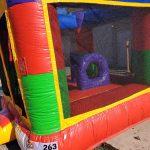 Jolly Jump Bounce House inside