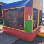 Jolly Jump Bounce House side