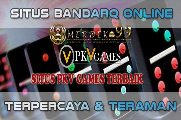 Situs BandarQ Online Terpercaya di Indonesia