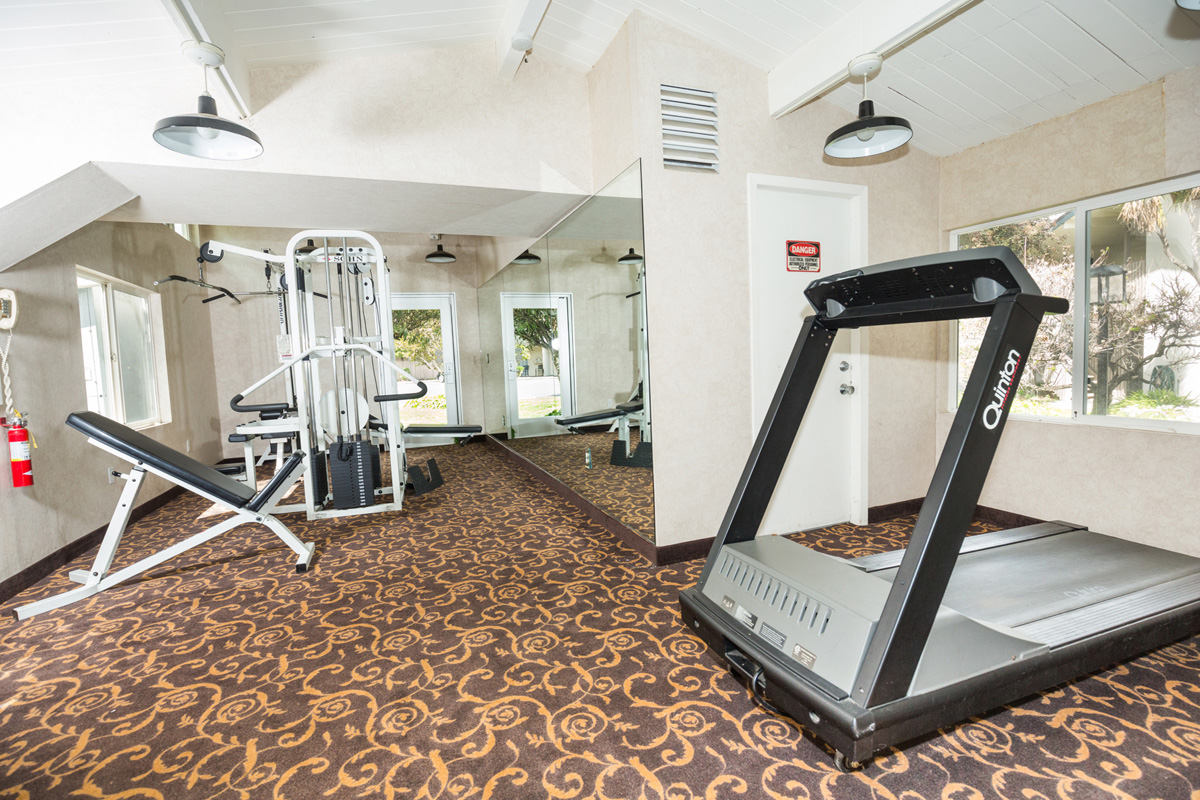 Fitness - Los Gatos Lodge - Los Gatos, CA