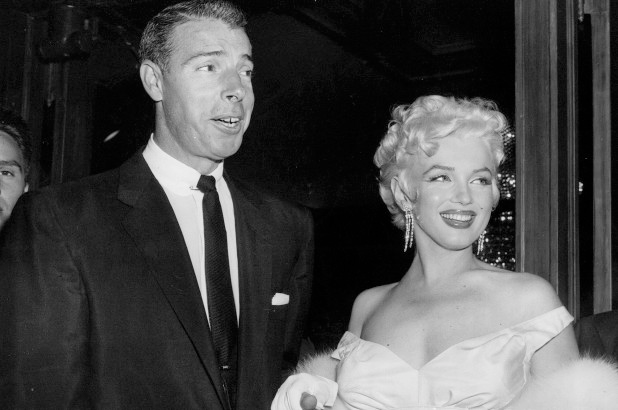 Los Gatos, CA lodging/Garden Inn Hotel Joe DiMaggio and Marilyn Monroe