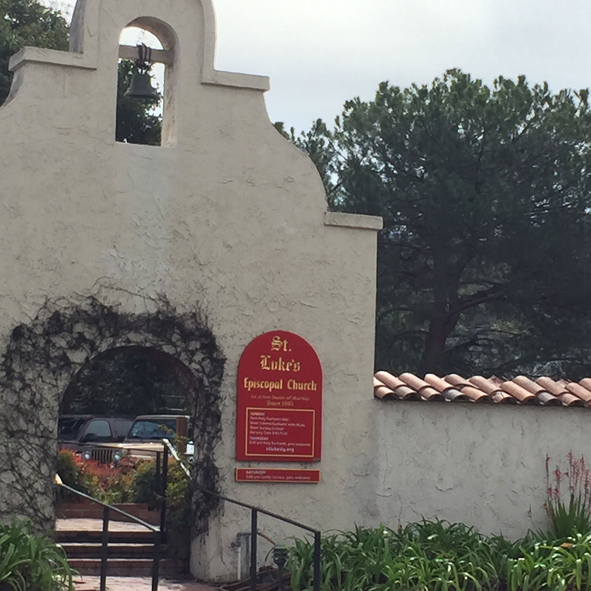 Things to do in Los Gatos/Churches