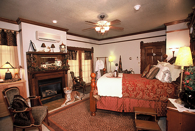 The Safari Suite - Lanesboro, MN