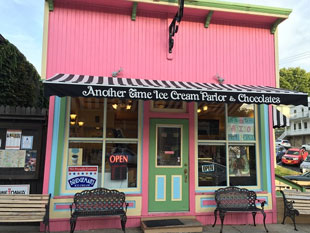 Another Time Ice Cream Parlor & Chocolates - Lanesboro, MN