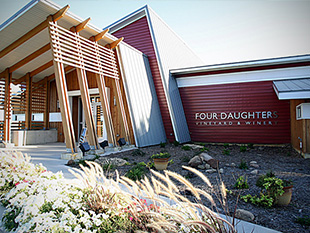 Four Daughters Vineyard & Winery - Lanesboro, MN