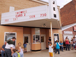 Harmony Jem Movie Theatre - Lanesboro, MN