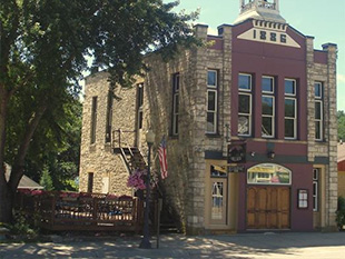 Old Village Hall Restaurant & Pub - Lanesboro, MN