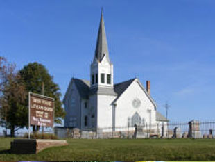 Highland Lutheran Church - Lanesboro, MN