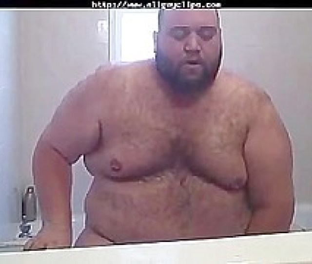 Chubby Bear Playing In The Tub Gay Porn Gays Gay Cumshots Swallow Stud Hun