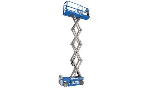 Upright x20n scissor lift manual