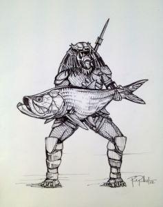 Predator vs. | Paul Puckett