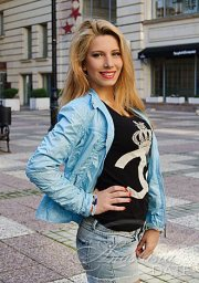 bulgaria woman lady pavlina