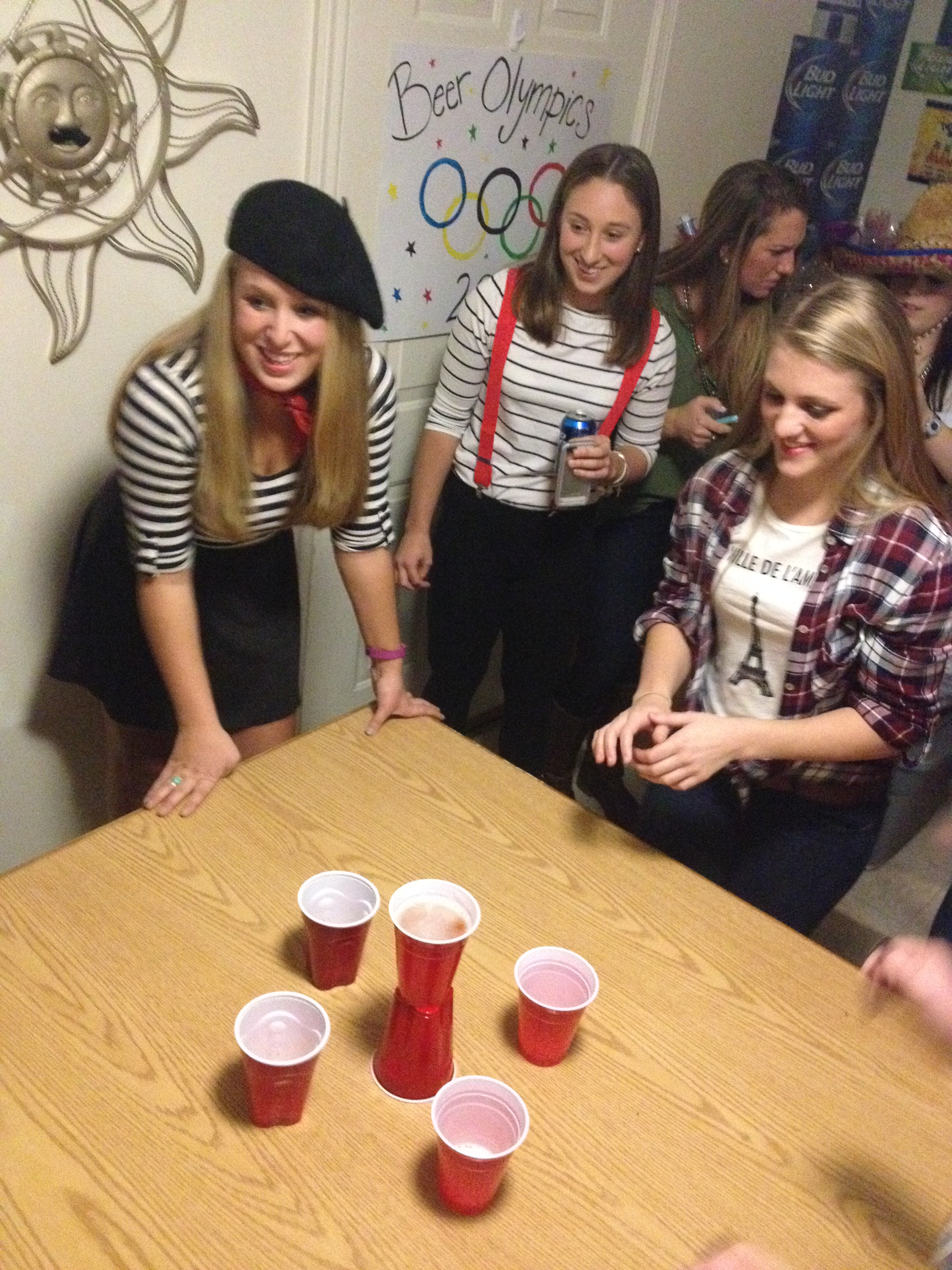 Funny Countries For Beer Olympics : funny, countries, olympics, Olympics, Twenty, Something