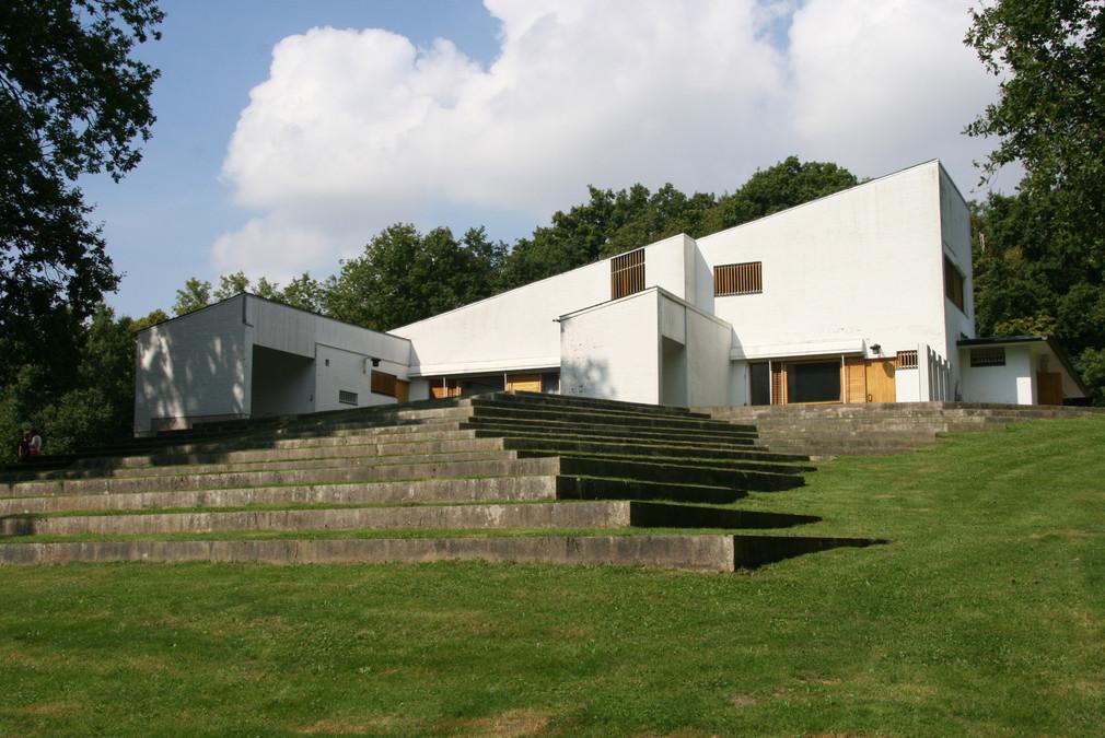 Maison Carrée par Alvar Aalto