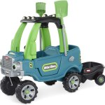 Little Tikes Go Green Cozy Truck With Trailer Garden Tools