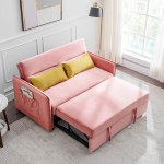 Merax Compact 2 In 1 Sleeper Sofa Bed Couch