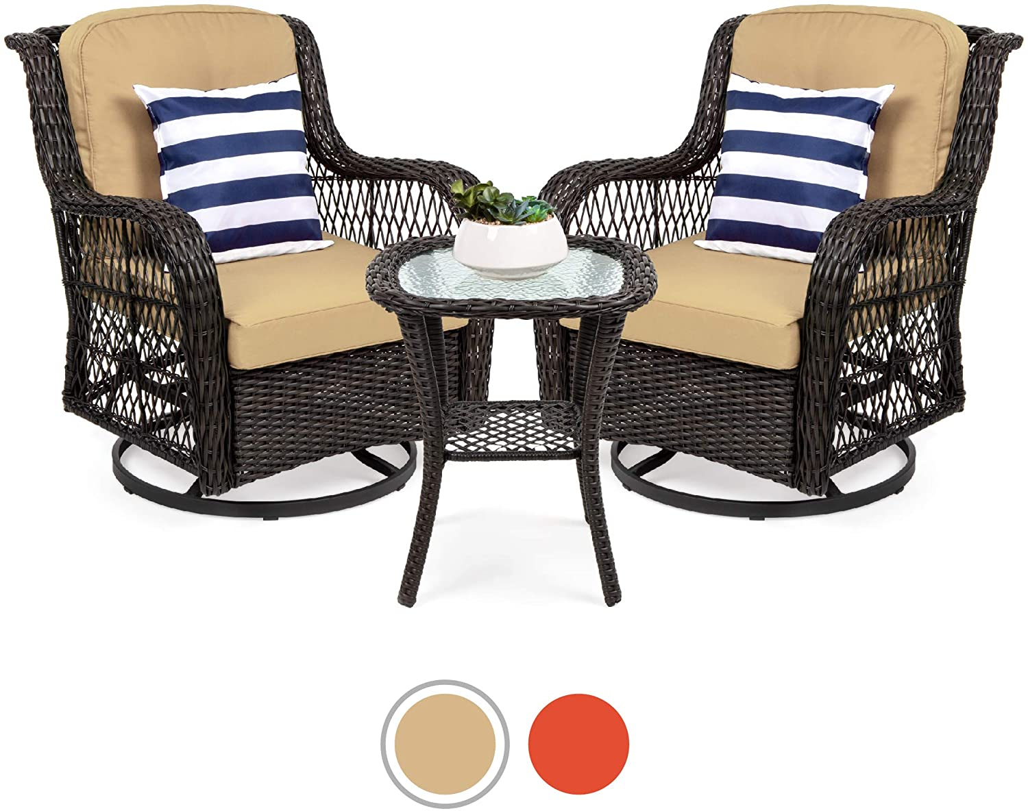 the best swivel patio chair may 2021