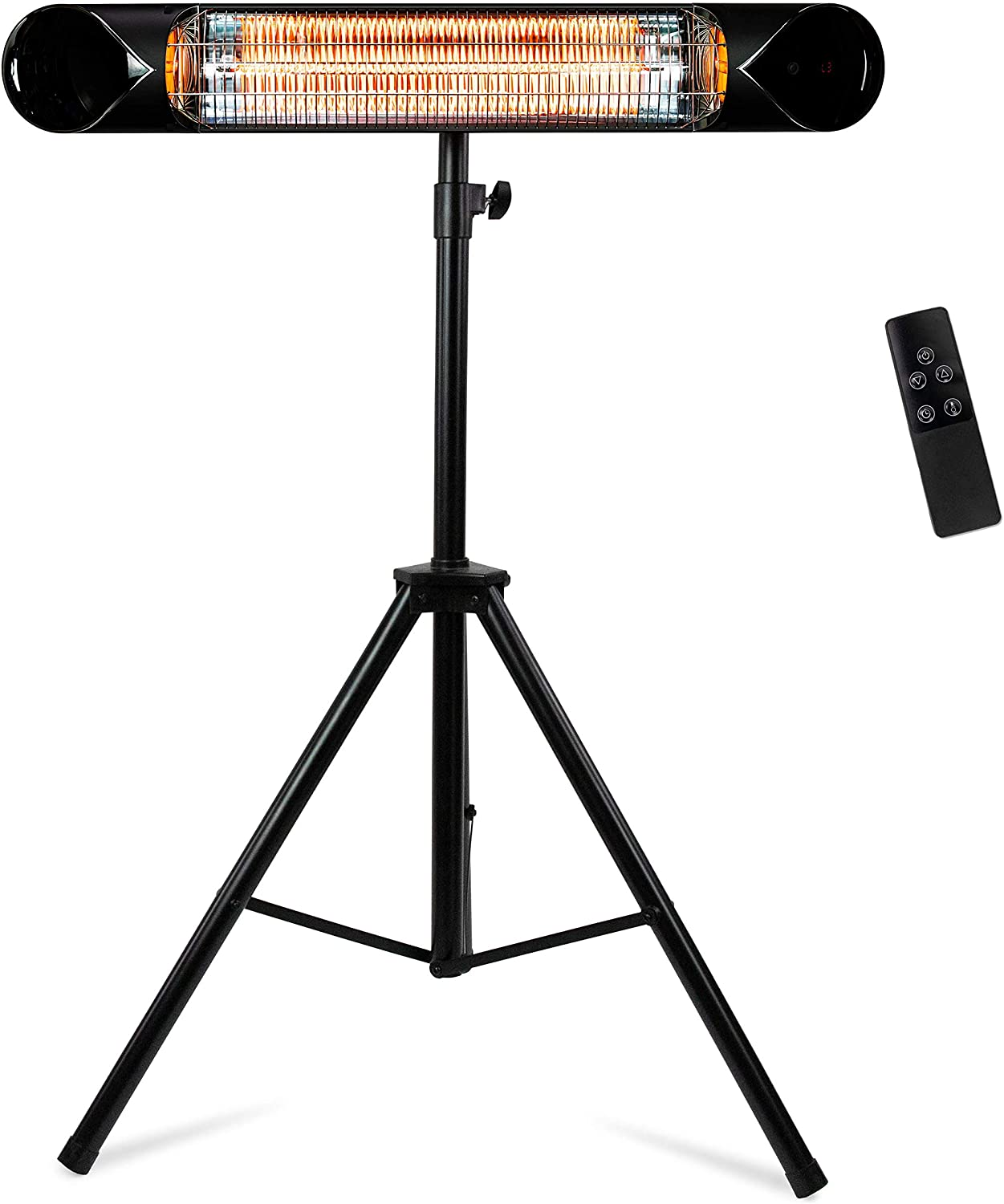 trustech infrared patio space heater