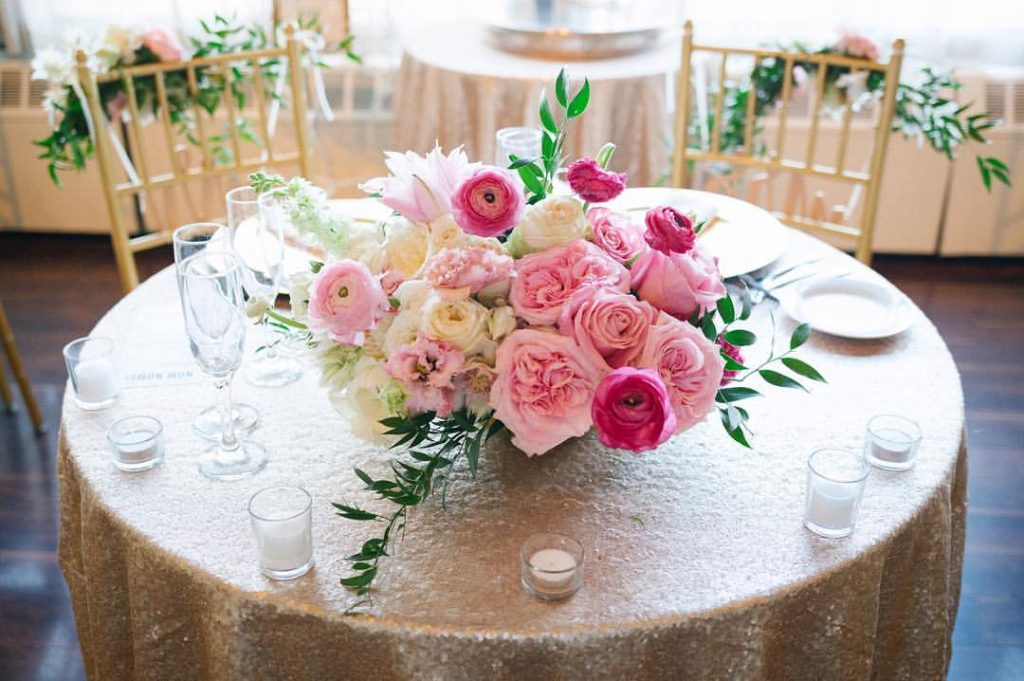 Save Money On Wedding Flowers With Flower Sharing
