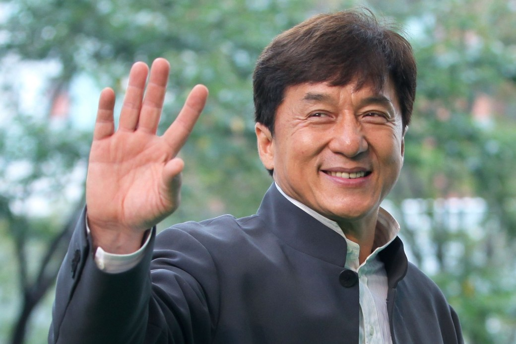 Image result for 5. Jackie Chan, $49 million