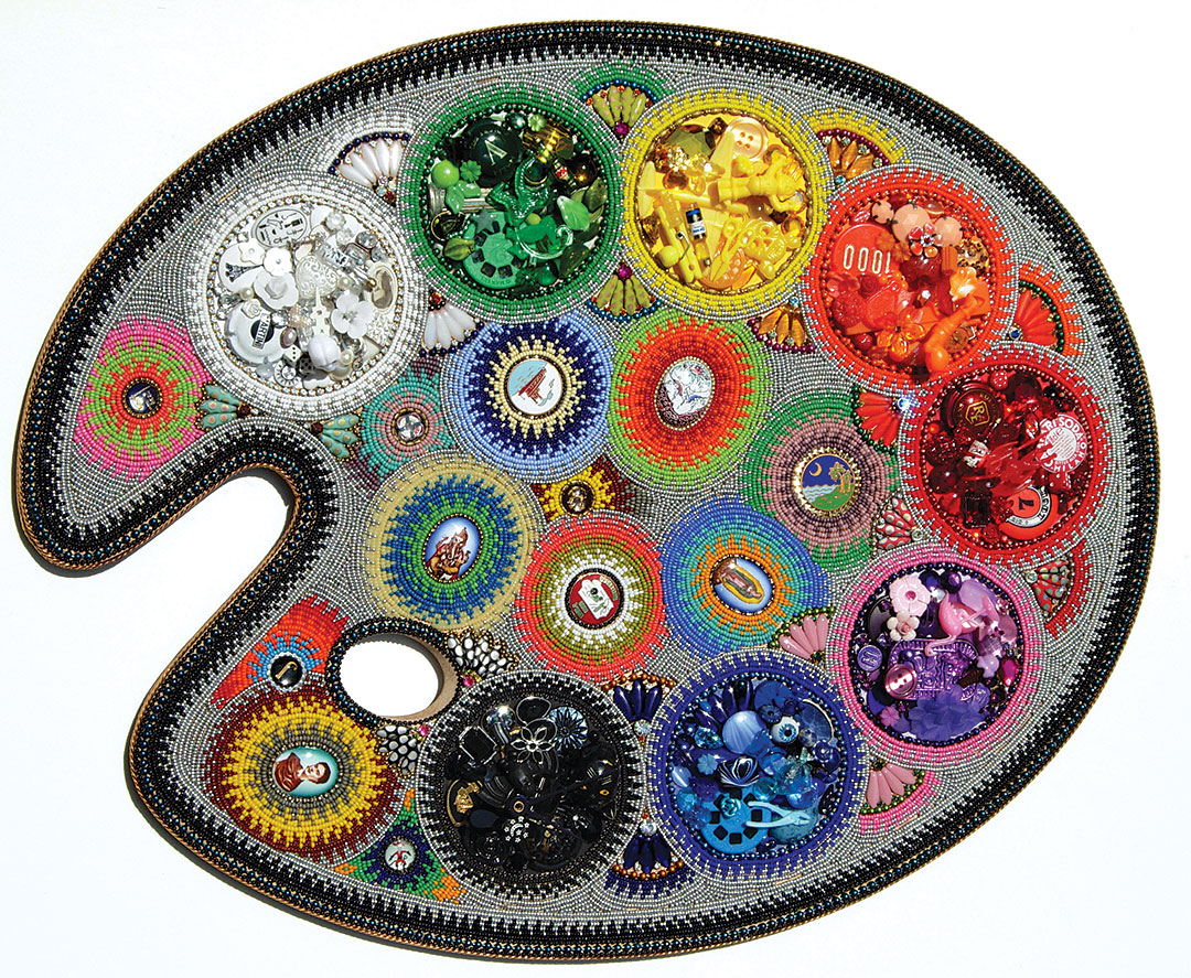 Beading by Jan Huling – Palette
