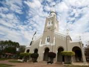 Iglesia de Areguá. Roberto Espínola