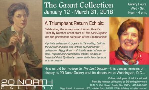 """The Grant Collection"" postcard"