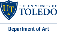 The University of Toledo Department of Art logo