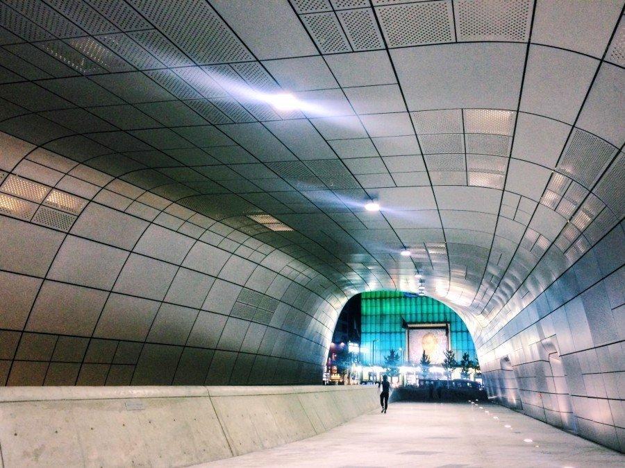 首爾IG景點 :東大門設計廣場-DDP