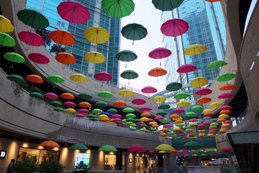 首爾IG景點 :Mecenatpolis Mall