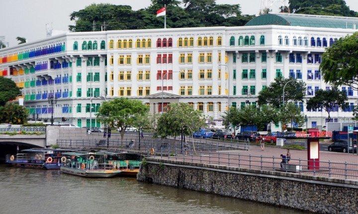 新加坡IG景點 :MICA-Building