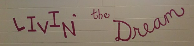 Also an addition to the 5th grade hallway--their theme this year!