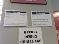 Ideas for design challenges