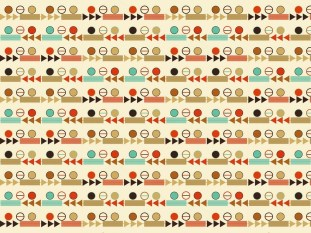 Not For Midcentury Technology Weston Tech midcentury inspired pattern